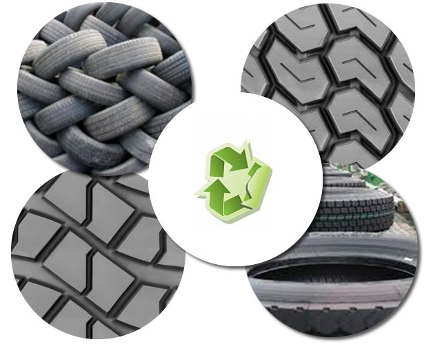 Recauchutados de neumáticos