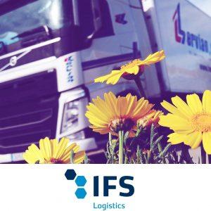 Hervian certifica IFS Logistics