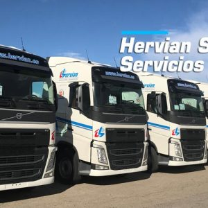 Hervian tiene nuevas cabezas tractoras