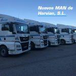 Hervian cabezas tractoras MAN