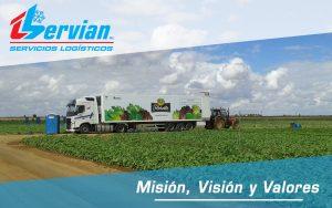 Misión, Visión y Valores de Hervianó