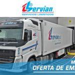 Hervian busca conductores para Murcia