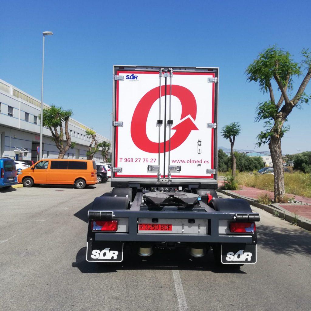 transporte pharma