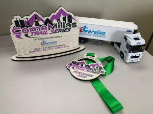 Hervian Comemillas Trail Series 2020